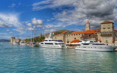 Horvátországban a hajósok  az idegenforgalmi adót már csak online fizethetik