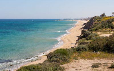 Kétezer éves, lenyűgözően hatalmas bazilikát tártak fel Izrael tengerpartján
