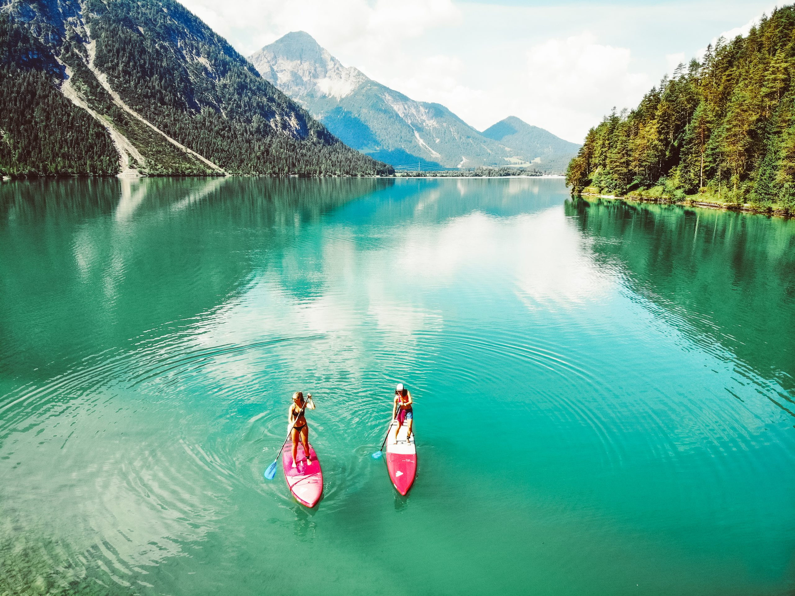 Heiterwang-tó