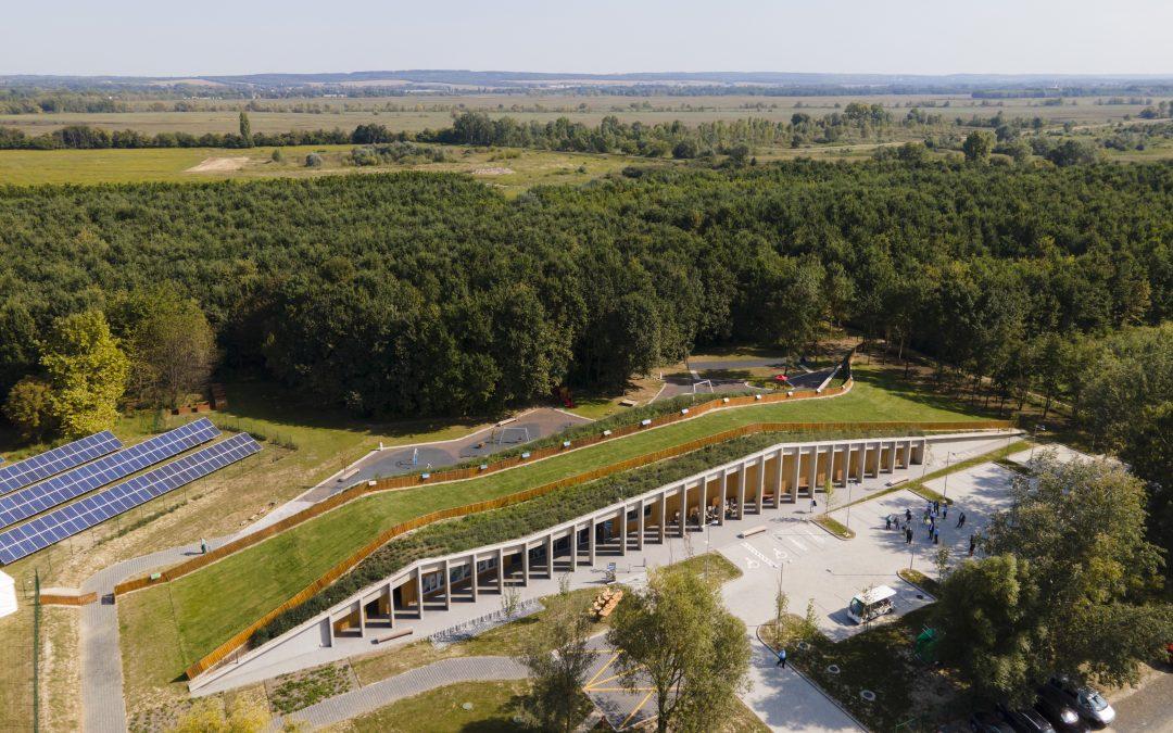 Az Év Balatoni Háza: Az egyik győztes a fenékpusztai Kis-Balaton Látogatóközpont lett
