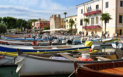 Camino a Garda-tónál: új túra útvonal szőlőskertek és falvak között