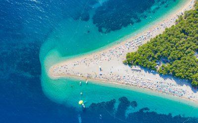 A helyiek szerint ez az 5 legjobb strand a horvát tengerparton