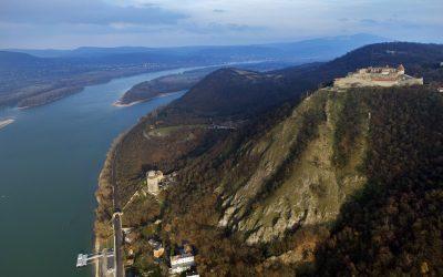 Dunakanyar: Felújítják a visegrádi várat