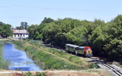 Balatonfenyvesi kisvasút: Újra el lehet jutni Csisztafürdőig