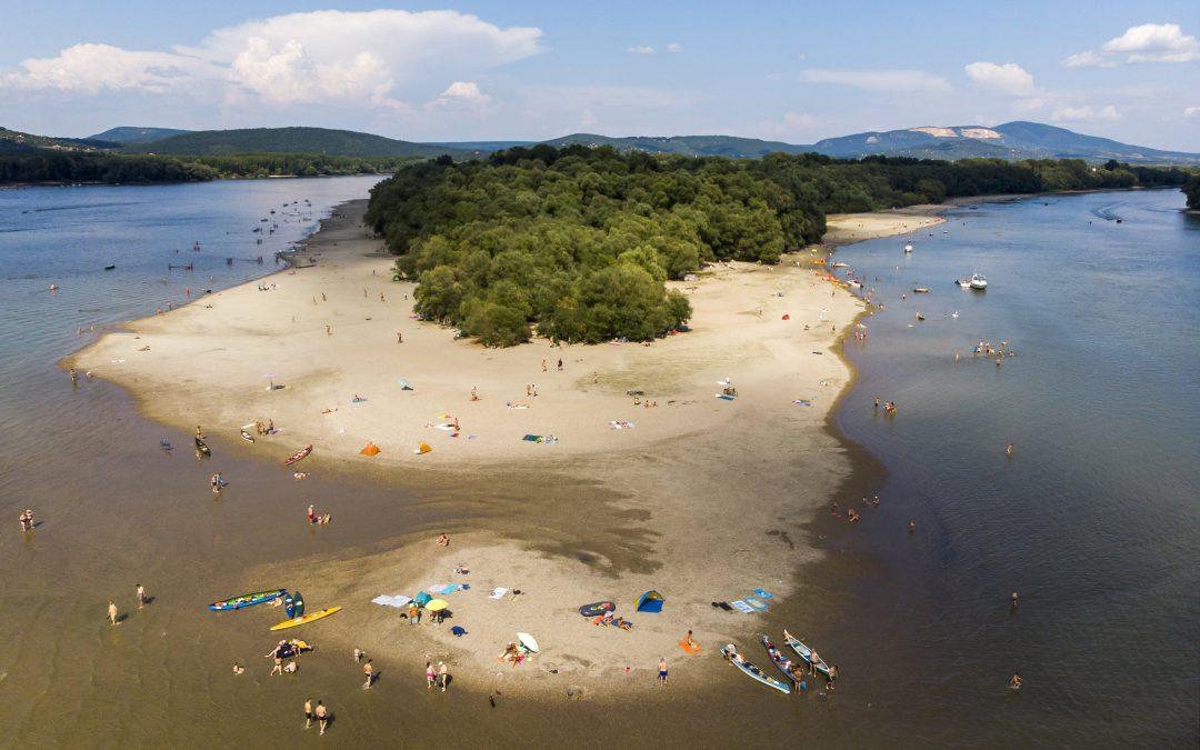Dunakanyar: Eltűnik a kisoroszi Szigetcsúcs vadromantikája