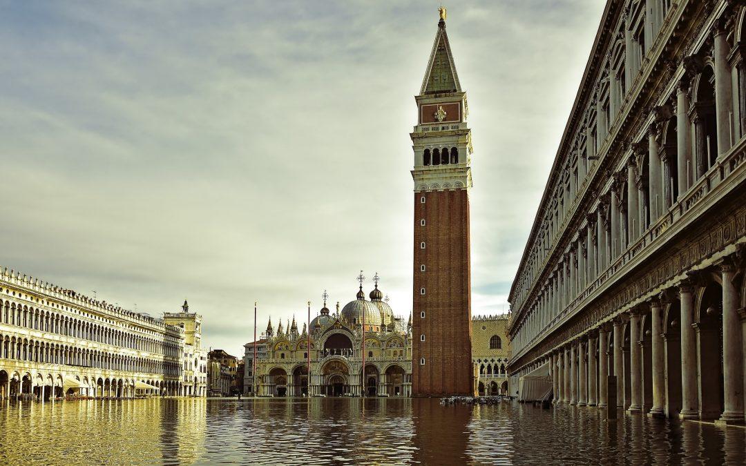 Velencét több mint egyméteres tengerszint-emelkedés fenyegeti