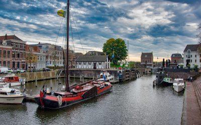 Hollandia legszebb városa: Régi vízvonal fontos erődítménye kapta a díjat